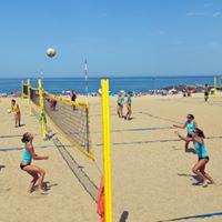 Tournoi de beach volley 4 V 4