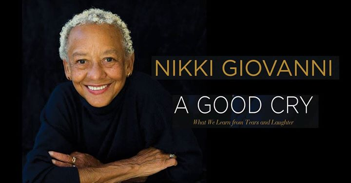 HPLQ presents Nikki Giovanni
