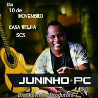JUNINHO PC Dia 10 Novembro Na Casa Velha-SCS