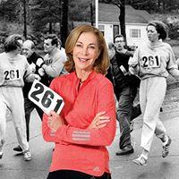 Kathrine Switzer Marathon Woman