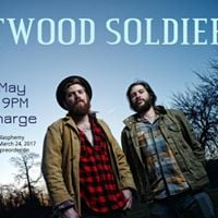 Fri 12th May Driftwood Soldier Downstairs No Cover Charge 9pmSha