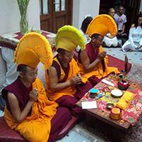 Discipulo del Dalai Lama nos visita.  Jampa Tenzin