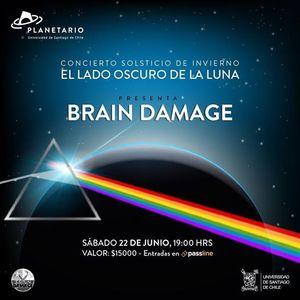 Brain Damage en Planetario