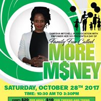 More Money - A Financial Literacy Event for the Whole Family