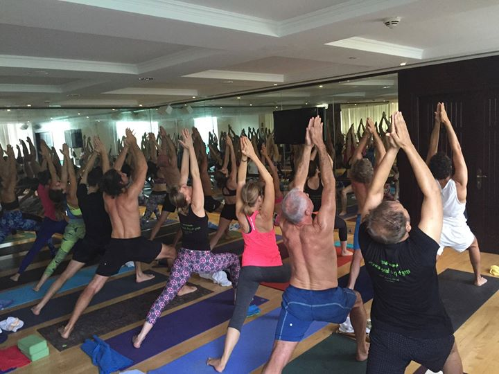 International Day of Yoga Ashtanga Led Class