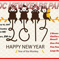 SDC New Years PARTY