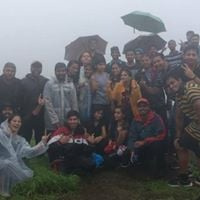 Trek To Tung Fort With SahyaVedh