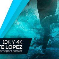 Carrera YMCA y Ameport Vicente Lpez - Bs As (4 y 10 Km)