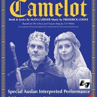 Auslan interpreted - SYD - Camelot