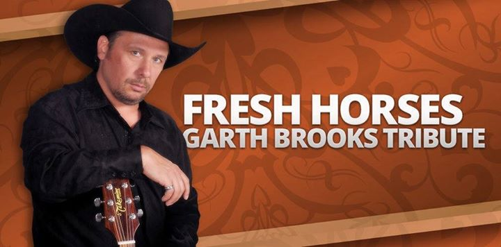 LIVE A Tribute to Garth Brooks w Les Smith
