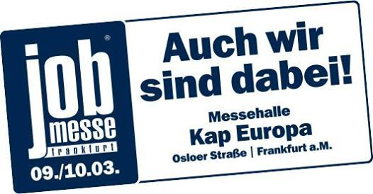 Job-Messe Frankfurt