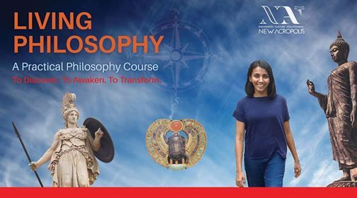 Introduction to Living Philosophy course  Jul19 at Indiranagar