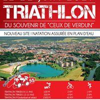 Triathlon du Souvenir de Ceux de Verdun