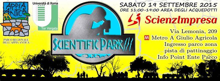 Acquedotti - Scientific Park III