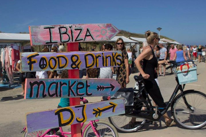 Ibiza marktparty