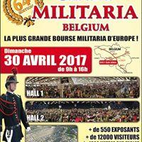 Ciney Militaria Fair Belgium