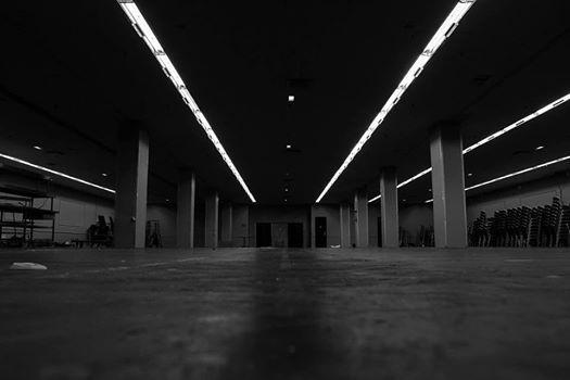 Halloween Warehouse Rave - Brighton