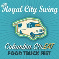Royal City Swing at the Columbia StrEAT Food Truck Festival 2017