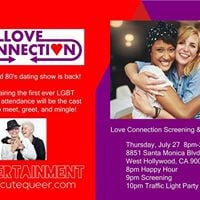 Love Connection Screening &amp Traffic Light Party