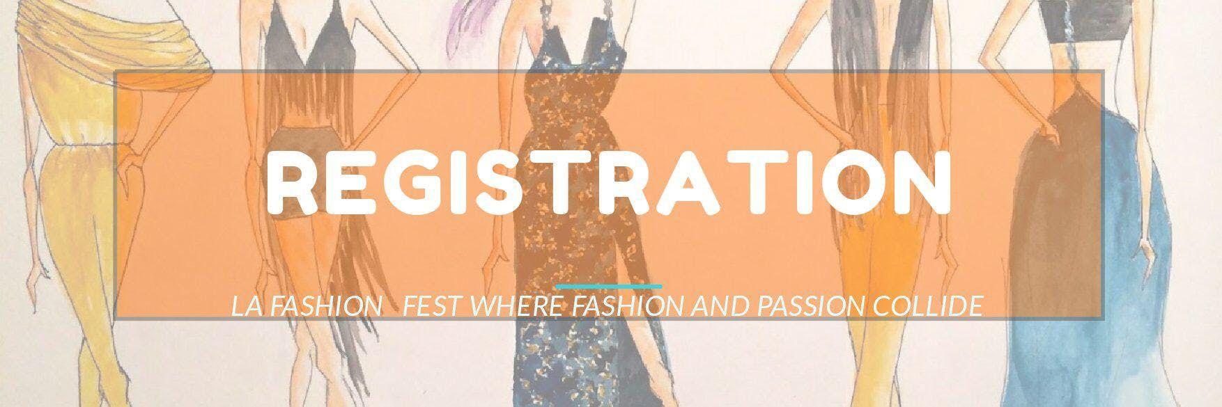 La Fashion Fest Meet And Greet At Concrete Studios Los Angeles
