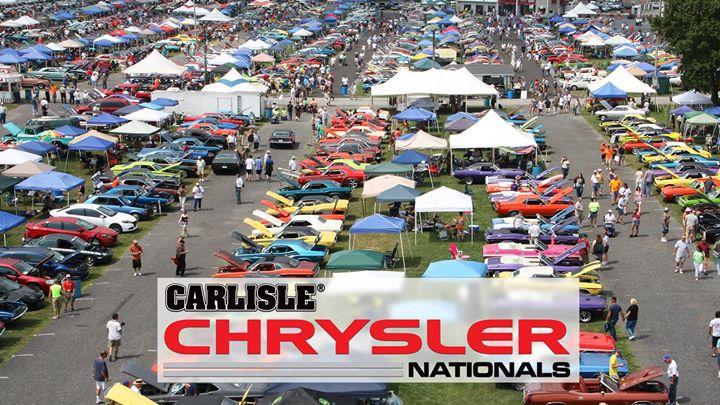 Carlisle Chrysler Nationals 2016- Official Event At