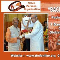 Back to Nature workshop by Padmashree Subhash Palekar Guruji