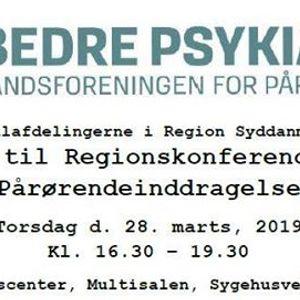 Regionskonference omkring Prrendeinddragelse