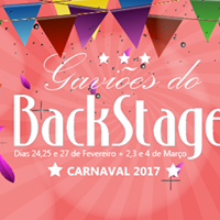 Gavies do Backstage  Carnaval 2017