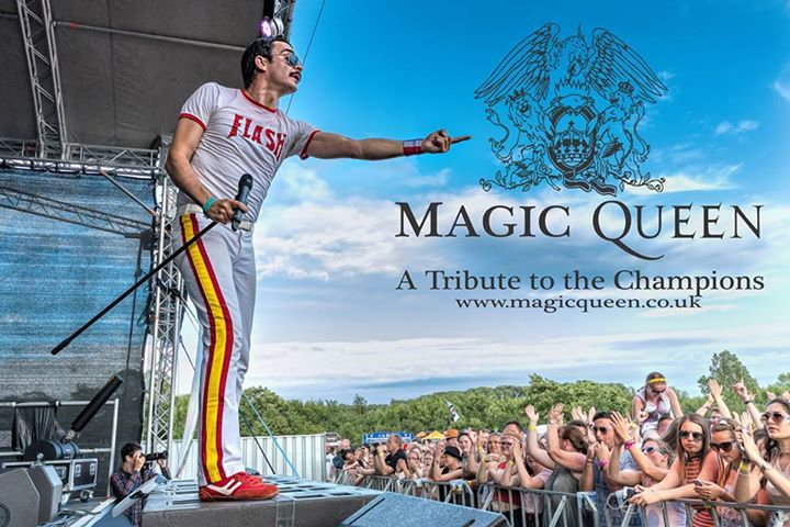Magic Queen- Guaranteed To Blow Your Mind