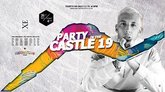Party In The Castle 2019