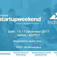 Startup Weekend Indore