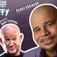 Laffy Taffy Saturday Comedy Show Feat. Kenny Robinson April 29th