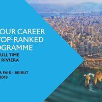 EDHEC Global MBA 1-2-1  Beirut