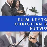 Elim Leytonstone Christian Business Network