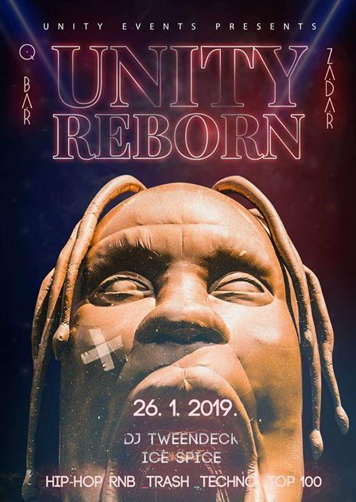 UNITY x Q BAR GRAND REBORN PARTY