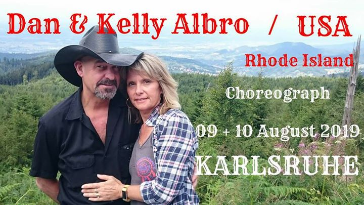 Workshop Dan & Kelly Albro