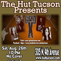 The Grind X Live at The Hut Tucson
