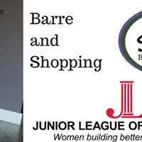 Barre and Shopping Day for Junior League of Harrisburg