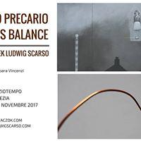Equilibrio Precario  Precarious Balance - 0809 - 0511 2017