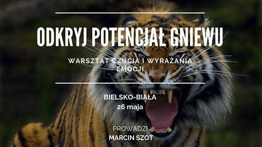 Odkryj Potencja Gniewu - Bielsko Biaa