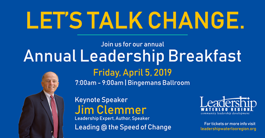 Leadership Breakfast 2019