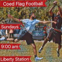 Coed Flag Football
