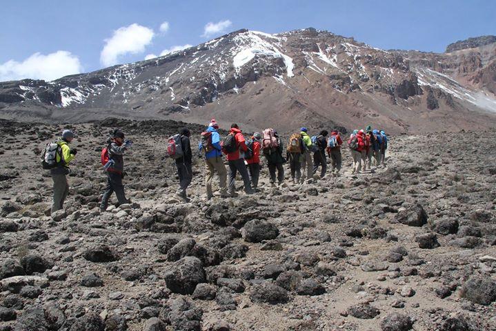 Kilimanjaro Climbing Machame Route 6 Days Prices