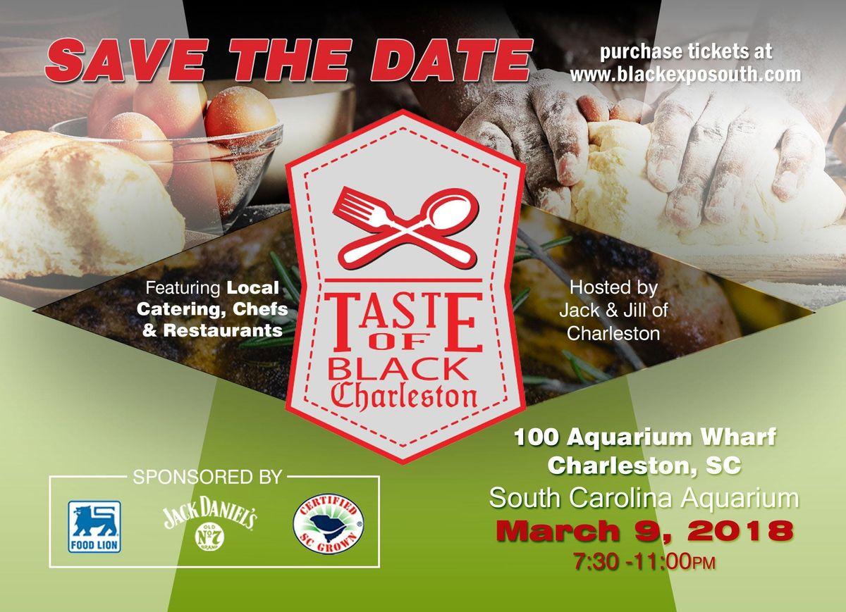 8th Annual Taste of Black Charleston