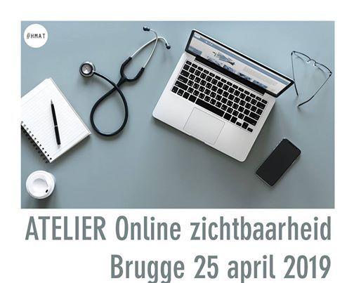 Atelier Workshop Online zichtbaarheid
