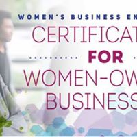 How To Get WBENC WBE Certified Training