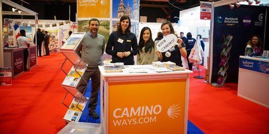 Meet CaminoWays at ITB Berlin 2019