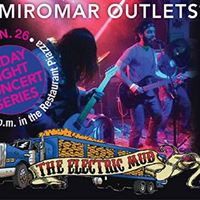 Friday Night Concert Series feat. The Electric Mud