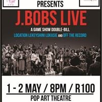 J.Bobs Live a Game Show Double Bill