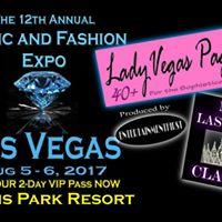 12th Annual Music and Fashion Expo Las Vegas